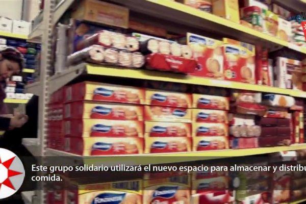 Red de Recuperación de Alimentos de Rivas. Un espacio para la solidaridad