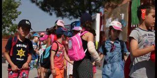 Campamentos de verano 2015 en Rivas