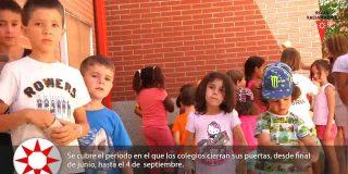 Campamentos urbanos 2015 en Rivas