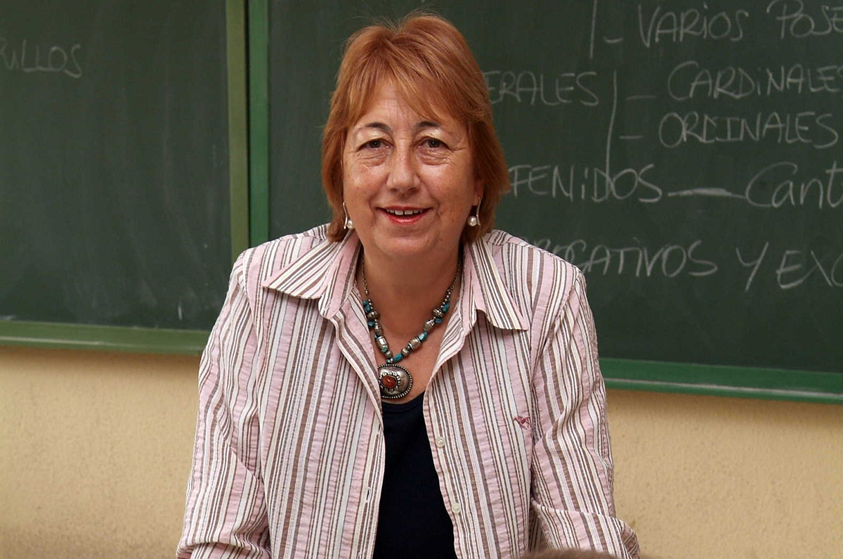 Llegó en 1968: la maestra decana de Rivas