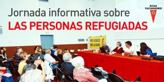 Jornada informativa sobre las personas refugiadas