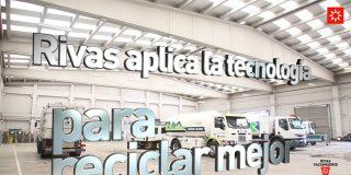 Rivas aplica la tecnología para reciclar mejor