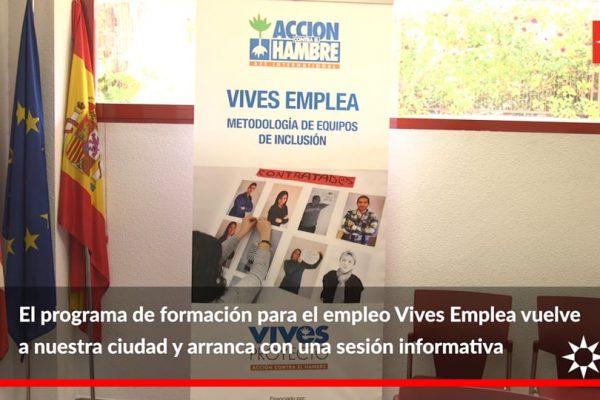 Vives Emplea: formación para encontrar trabajo
