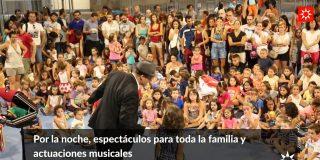 Así fueron las Fiestas del barrio de La Luna 2016
