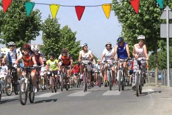 Fiesta de la Bicicleta, a pedalear la ciudad