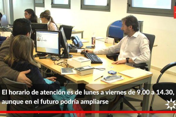 Rivas estrena oficina de DNI