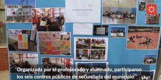 La comunidad educativa expone sus programas más innovadores