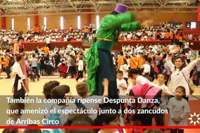 Más de 1600 personas corren por la integración en Rivas