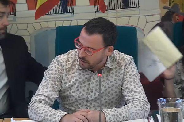 Pleno extraordinario Presupuestos Municipales 2017 de Rivas