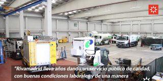 Convenio laboral para Rivamadrid