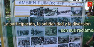 Fiestas del barrio Pablo Iglesias 2017