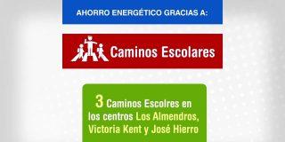 Rivas en cifras: Ahorro Energético. Noviembre 2017