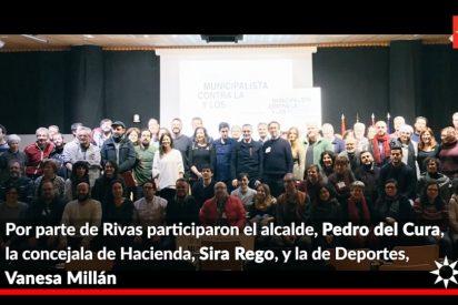 Municipios de todo el país convergen en Rivas para debatir sobre deuda