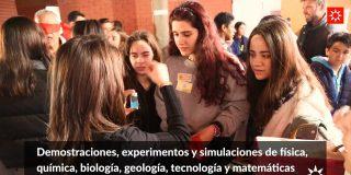Feria de la Ciencia en Rivas