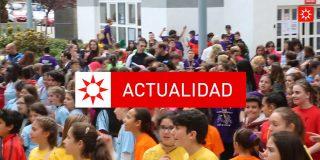 Rivas celebra su 17ª Olimpiada Escolar, la fiesta deportiva de los colegios