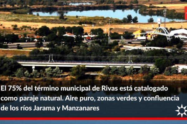 Rivas, la ciudad española con más esperanza de vida