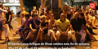 Fiesta vecinal: 59 años del Casco Antiguo