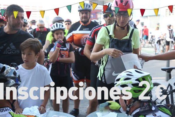 Ven a la XXII Fiesta de la Bicicleta