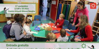 Noviembre mes de los derechos de la infancia en Rivas