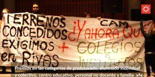 IX Premios al Compromiso Educativo Profesor Julio Pérez
