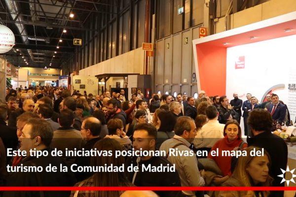 Rivas en la Feria Internacional de Turismo 2019
