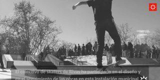 Rivas inaugura el nuevo skate park