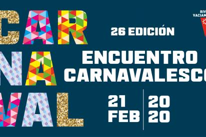 Encuentro carnavalesco de Rivas 2020
