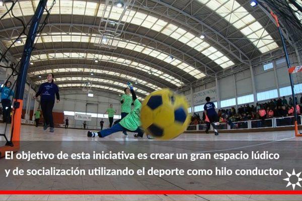 Olimpiada Escolar 2019. La gran fiesta deportiva de los colegios de Rivas