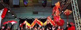 Bendito lío: así se monta el Carnaval en Rivas