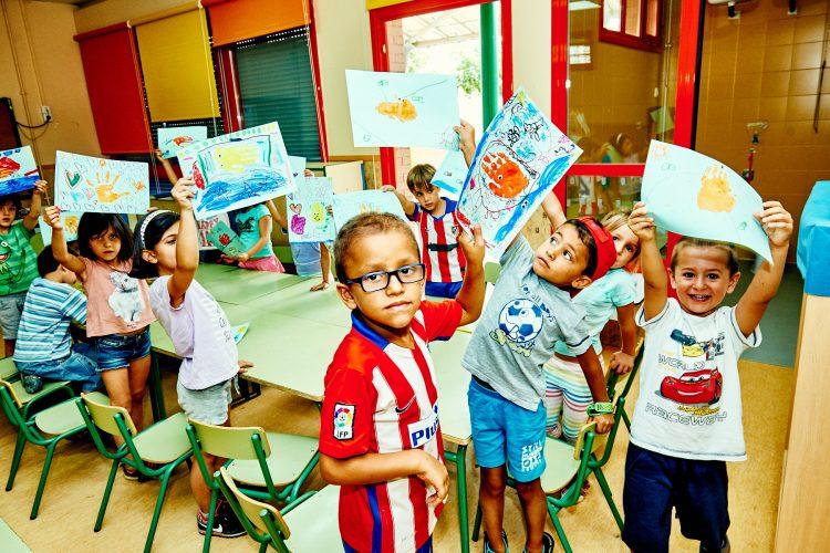 Campaña de Verano infantil: plazas sorteadas