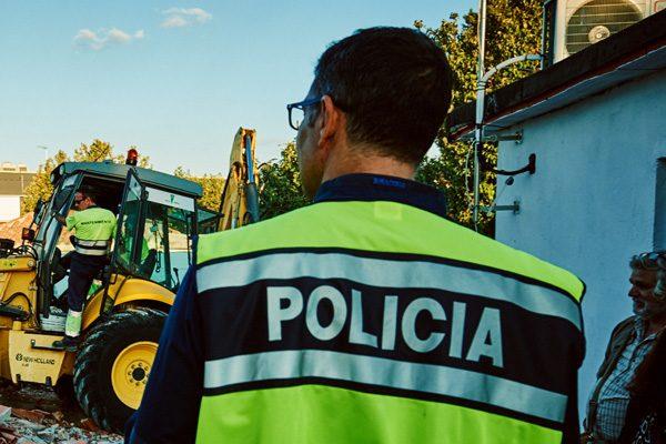 Policías de Rivas y Madrid: más coordinación