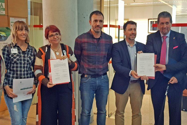 Por el derecho a la alimentación en Madrid