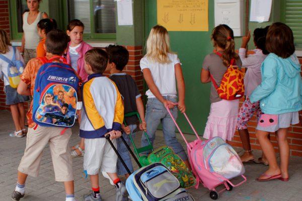 Nuevo curso: retos de la educación en Rivas