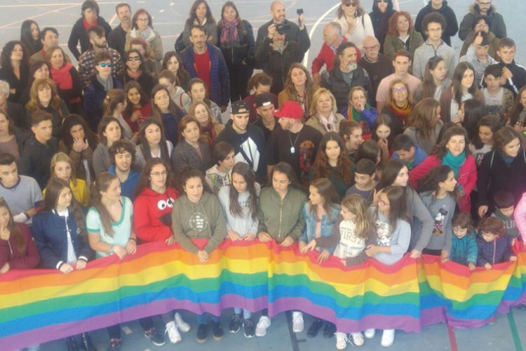 El Duque de Rivas, vídeo contra la LGTBfobia