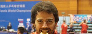 Álvaro Valera, otra vez campeón del mundo