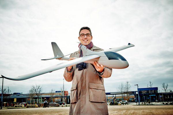 Sueños de altos vuelos: drones hechos en Rivas
