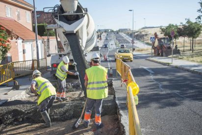 21 calles de Rivas renuevan su asfalto en 2017