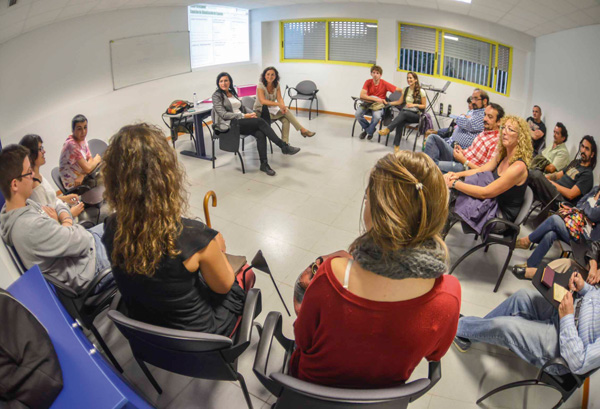 Charla-debate: coeducación e igualdad de género.