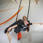 Talleres de circo: trapecio, telas y clown