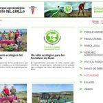 El Parque Agroecológico de Rivas estrena web