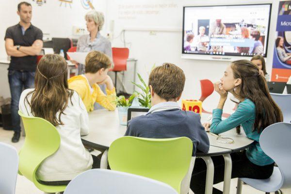 El primer colegio de España con un Aula Maker