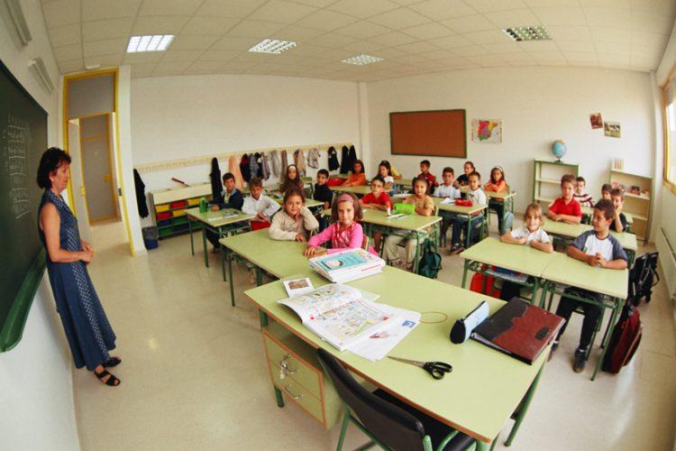 El 83% del alumnado en Rivas, en la pública