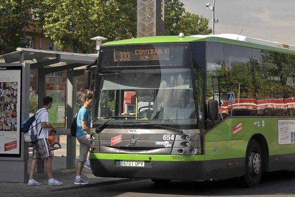 Nuevos recorridos en las líneas de autobús