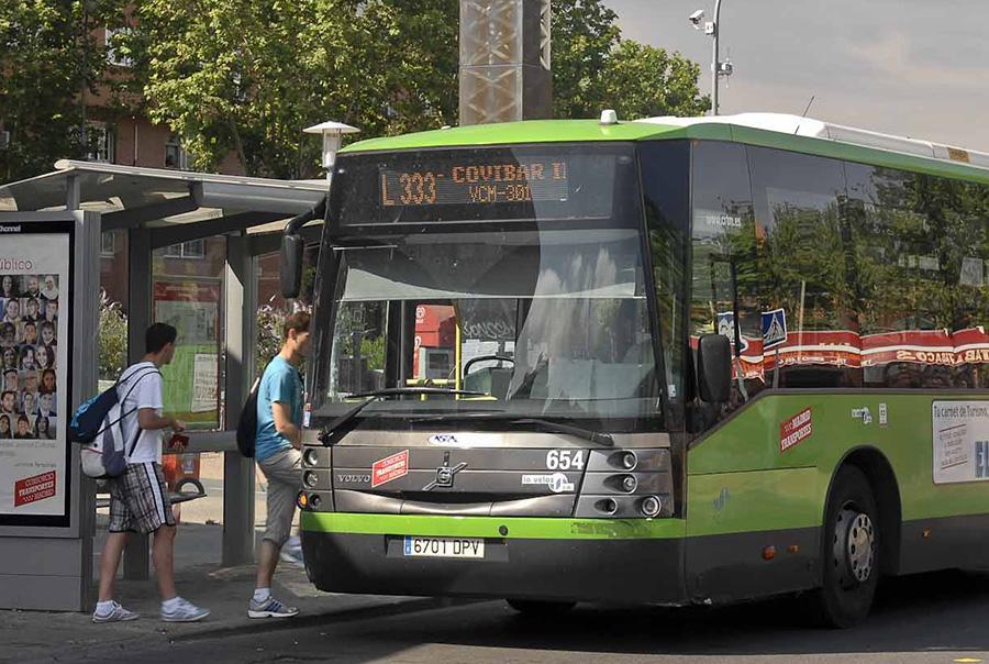 Se recupera la lanzadera bus al IES Las Lagunas