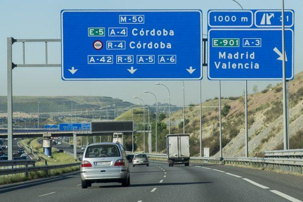M-50: Rivas propone un convenio a Fomento