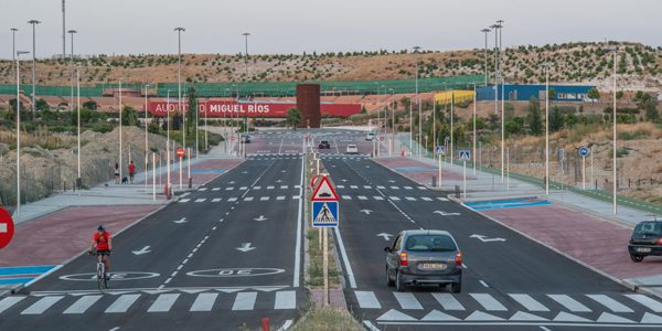 Más mejoras para la avenida de Aurelio Álvarez