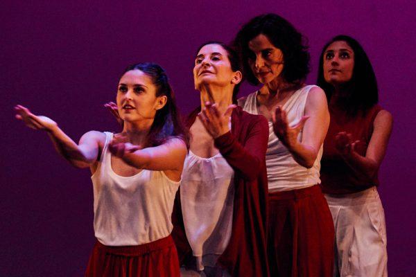 Palmarés del certamen Danza Rivas 2018