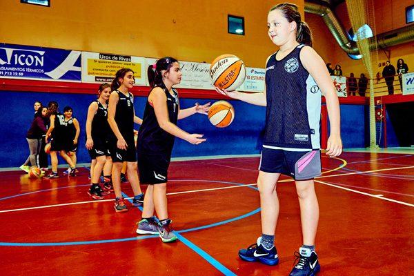 Baloncesto: Rivas ya tiene 1.000 jugadores