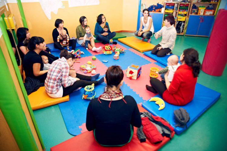 La nave de la calma: taller de crianza y mindfulness
