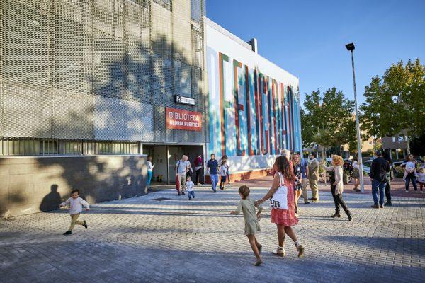 Bibliotecas, 345.000 visitas en 2018: récord